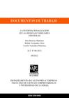 Documentos de Trabajo del Departamento de Economía y Empresa