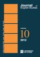 Journal of English Studies, 10 (2012)